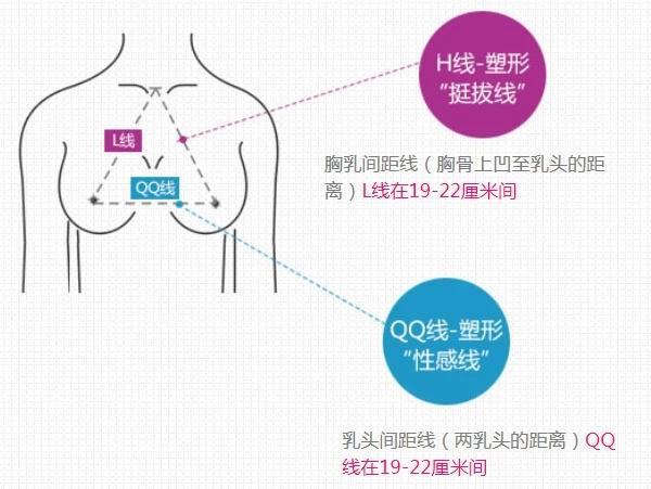 QQ线-完美乳房评测方法