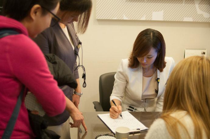 韩国BIO整形外科手术商谈中