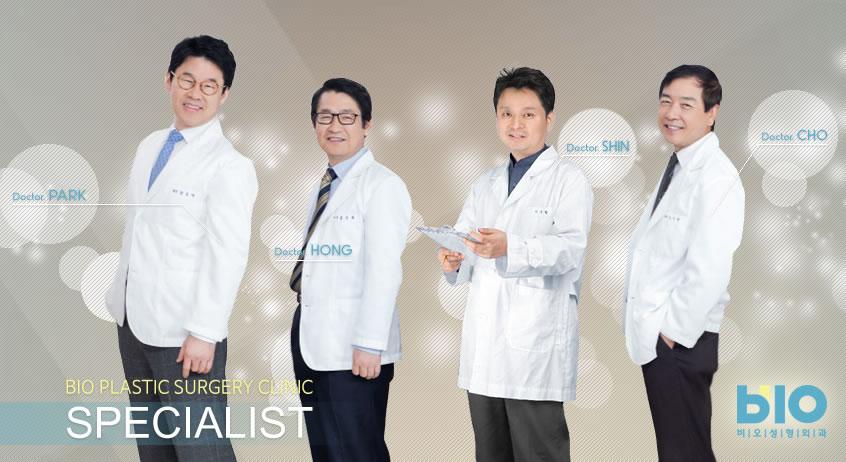 韩国bio整形医院专家