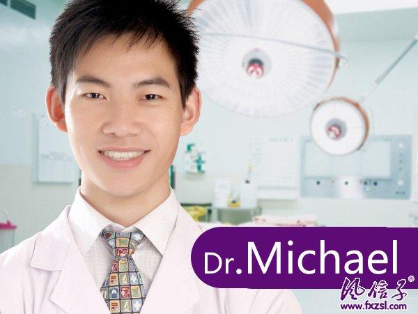 郑州风信子整形医院专家Michael