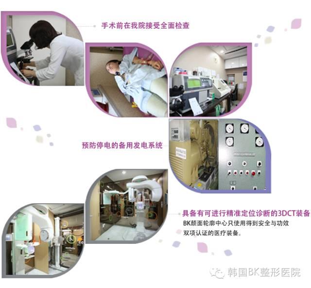 韩国bk整形医院完善的面部轮廓手术安全体系