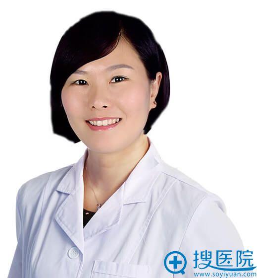深圳鹏程皮肤美容医生解慧慧