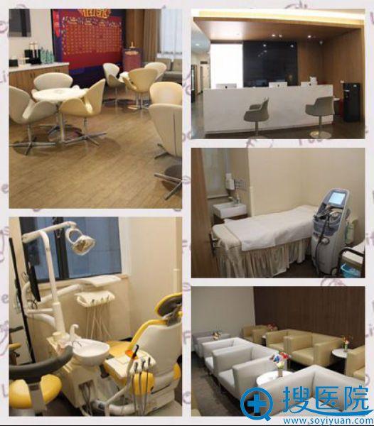 上海玫瑰医疗美容医院环境图
