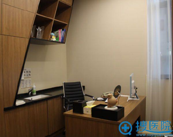 上海玫瑰整形医院咨询室