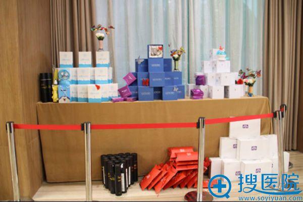 上海玫瑰整形11周年盛典礼品