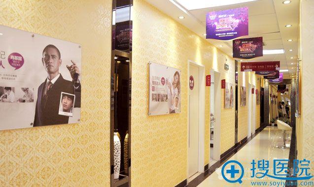 广州韩妃整形医院环境