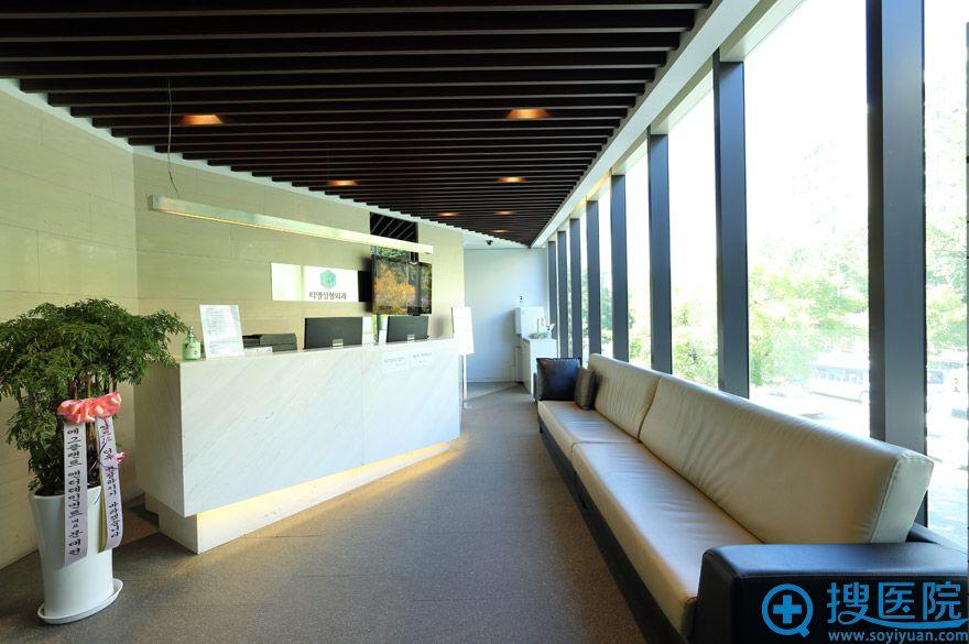 韩国TL整形医院二楼