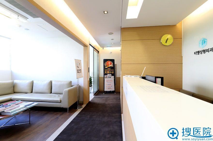 韩国TL整形医院五楼