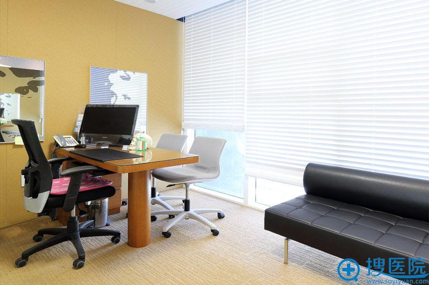 韩国TL整形医院三楼(商谈室)