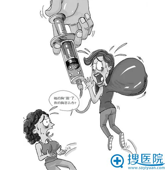 注射奥美定危害漫画