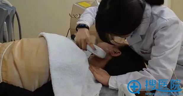 治疗接近尾声