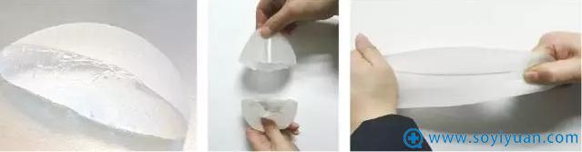 宝俪假体采用Formory®仿生记忆型硅凝胶