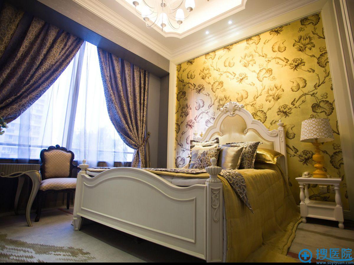 北京联合丽格医疗美容医院七星级vip室内景