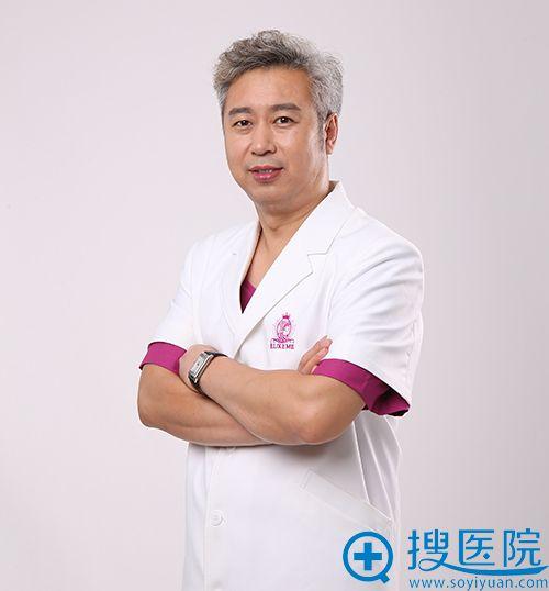 上海伊莱美擅长伊式改脸型、伊式隆胸的李湘原院长