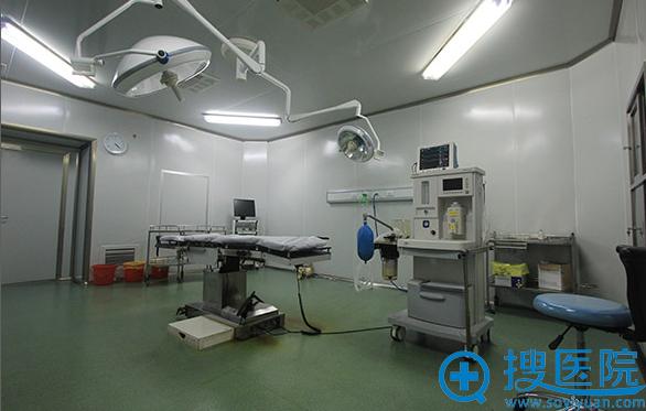 福州海峡美容医院六楼手术室