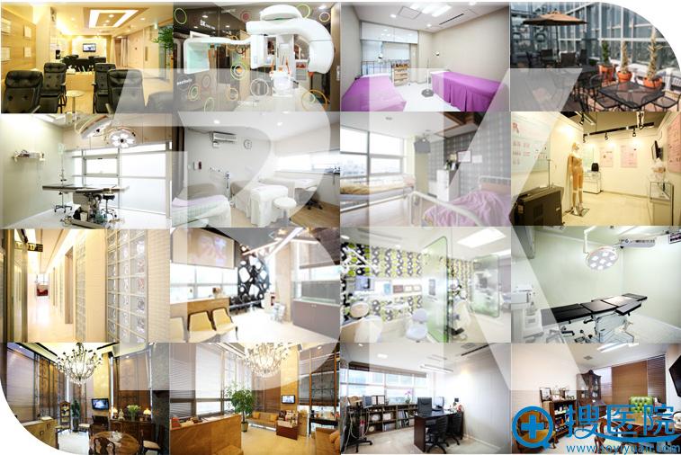 韩国BK整形医院环境展示