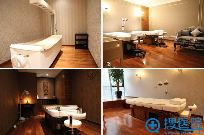 北京英煌皮肤管理中心优雅的环境