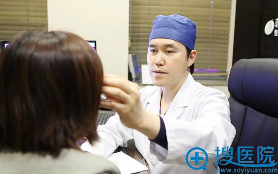 韩国FACE-LINE整形外科医院代表院长亲自诊疗