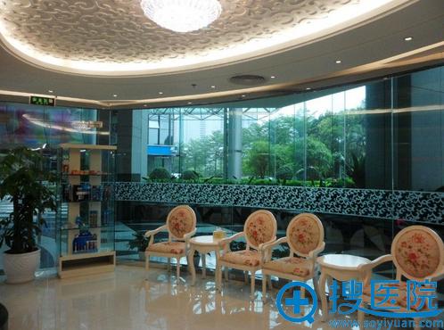 深圳雅美整形医院大厅