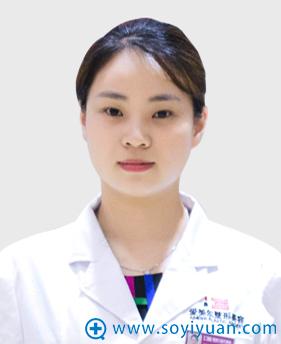 福州爱美尔医疗美容机构皮肤主任Jolly Huang