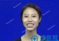 分享一个在温州艺星整形医院做完龅牙矫正3个月妹子前后恢复照
