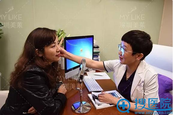 梁宇辉主任为我设计手术方案