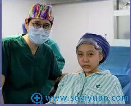 上海华美胜勋院长手术过程图