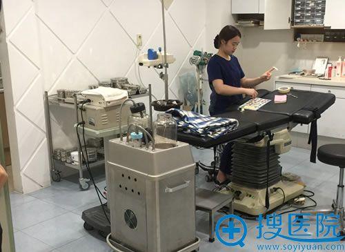 韩国will整形医院手术室照片