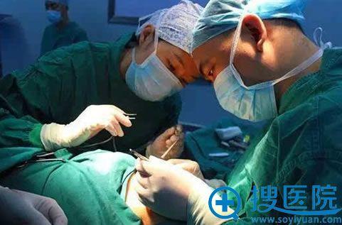 王超杰主任鼻综合隆鼻过程图