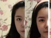深圳非凡韩式半永久纹眉1980元 纹眉术后1-10天结痂脱落过程