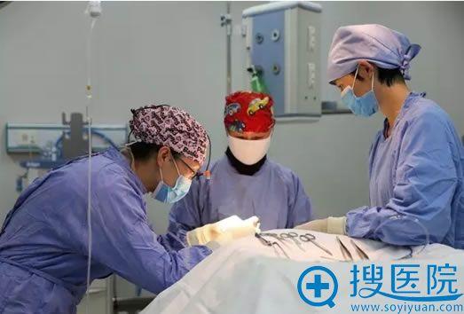 吴氏嘉美李允怡主任鼻修复手术过程