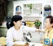 距离妈妈去深圳阳光整形医院做全脸超声刀已经一个月了