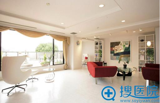 日本自由之丘整形美容医院环境