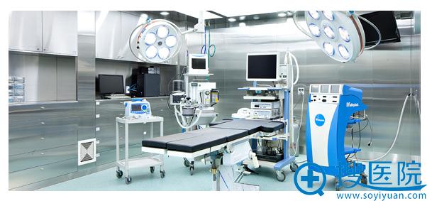 韩国首尔365mc医院国际标准的手术室