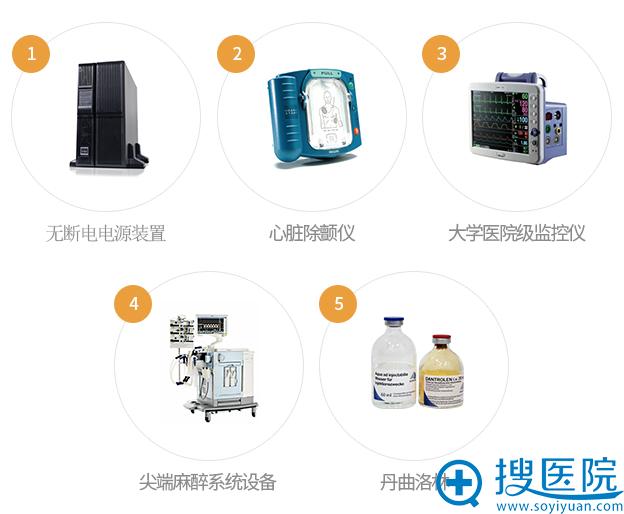 韩国爱我整形医院拥有先进的医疗设备
