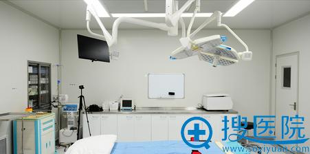 上海首尔丽格手术室环境