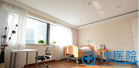 上海首尔丽格住院环境