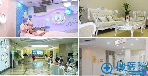 重庆时光美容医院环境图