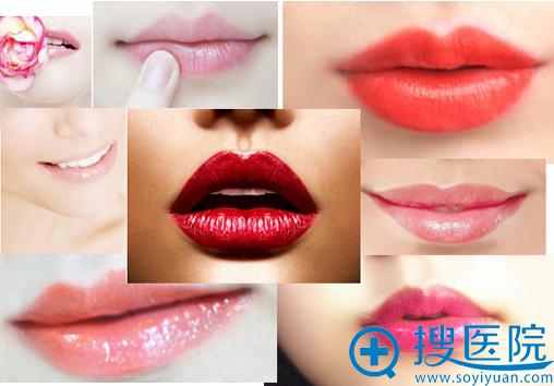 嘴唇好看的秘密——韩国MVP唇部整形