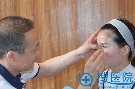 90后双眼皮+达拉斯隆鼻整形案例为你揭秘宁波美莱姚远好不好