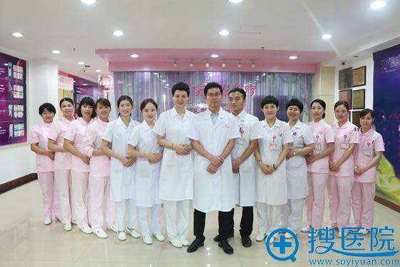 海南现代妇婴医院整形医生团队
