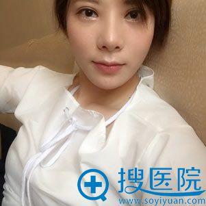 韩国丽延长玻尿酸填充卧蚕案例