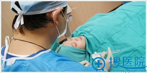 假体隆鼻手术之麻醉过程