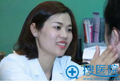 福州名韩徐丽珍术前面诊并设计瘦脸方案