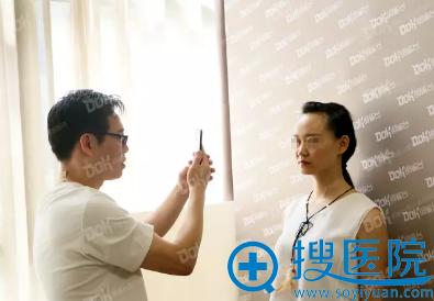 面部线雕提升术前定制手术方案