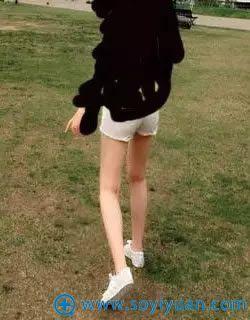 常德华美大腿吸脂6个月效果