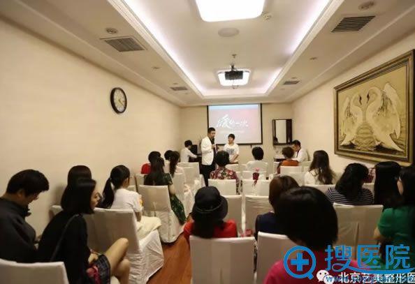 北京艺美王东现场讲解软黄金线提升术