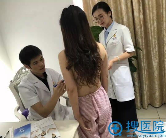 珠海九龙做假体隆胸方案设计