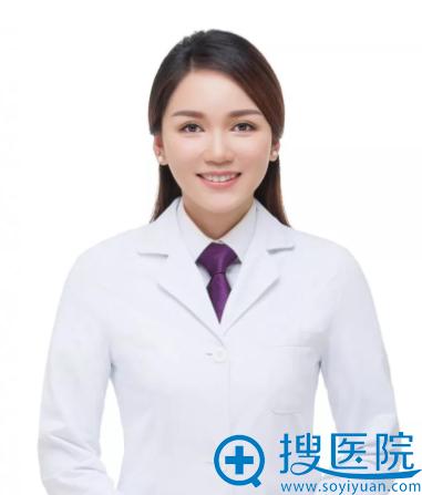 重庆美莱妆容定制主任/设计总监王瑾