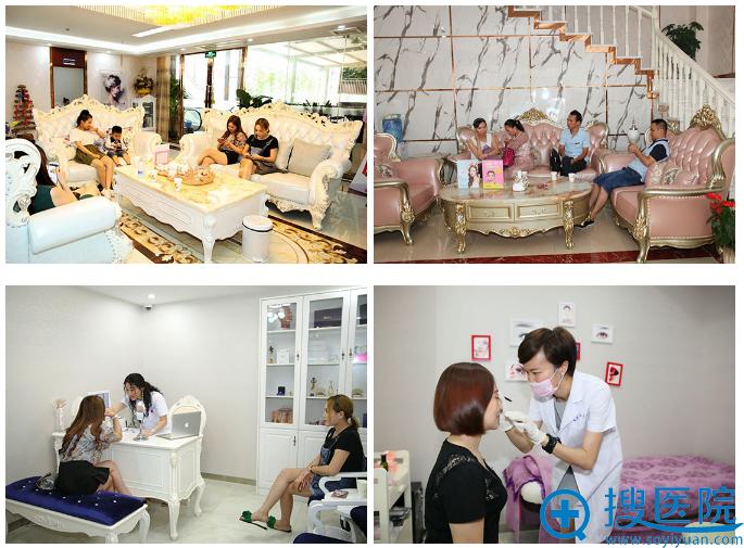 深圳多米勒医疗美容整形医院环境图